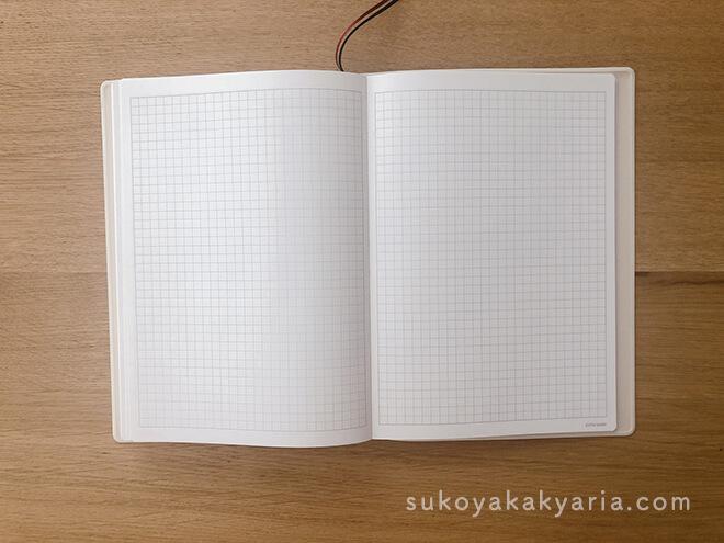 CITTA手帳 方眼